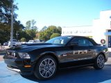 2011 Ebony Black Ford Mustang GT Premium Convertible #40879174