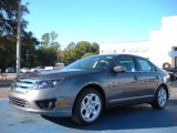 2011 Sterling Grey Metallic Ford Fusion SE #40879175