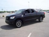 2010 Black Toyota Tundra TRD Rock Warrior Double Cab 4x4 #40879731
