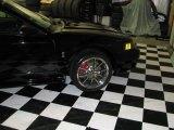 2001 Black Ford Mustang Cobra Convertible #40879438