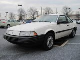 1991 Chevrolet Cavalier Coupe Data, Info and Specs