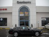 2005 Black Ford Mustang GT Premium Coupe #40879210