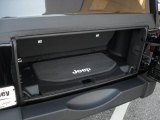 2011 Jeep Wrangler Sport S 4x4 Trunk