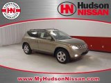 2003 Polished Pewter Metallic Nissan Murano SL AWD #40961399