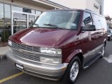 2005 Chevrolet Astro Dark Carmine Red Metallic