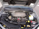 2002 Subaru Impreza WRX Wagon 2.0 Liter Turbocharged DOHC 16-Valve Flat 4 Cylinder Engine
