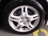2002 Subaru Impreza WRX Wagon Wheel