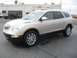 2011 Gold Mist Metallic Buick Enclave CXL AWD #40962136