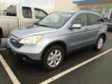 2007 Glacier Blue Metallic Honda CR-V EX-L #40962355