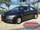 2008 Magnetic Gray Metallic Toyota Camry XLE #40962356