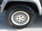 Jeep Cherokee 1996 Wheels and Tires