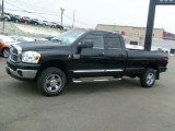 2008 Dodge Ram 3500 Big Horn Edition Quad Cab 4x4 Data, Info and Specs