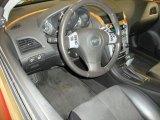 2008 Chevrolet Malibu LT Sedan Ebony Interior