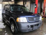 2003 True Blue Metallic Ford Explorer XLS 4x4 #40962436