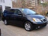Honda Odyssey 2008 Data, Info and Specs