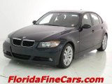 2006 Black Sapphire Metallic BMW 3 Series 325i Sedan #4089814