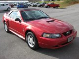 2000 Ford Mustang GT Convertible Data, Info and Specs