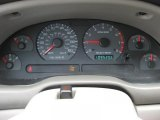 2000 Ford Mustang GT Convertible Gauges