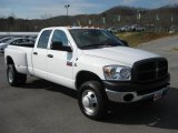 2007 Dodge Ram 3500 ST Quad Cab 4x4 Dually Data, Info and Specs