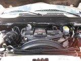 2007 Dodge Ram 3500 ST Quad Cab 4x4 Dually 6.7 Liter OHV 24-Valve Turbo Diesel Inline 6 Cylinder Engine