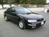 Nissan Maxima 1996 Data, Info and Specs