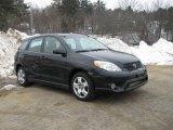 2007 Black Sand Pearl Toyota Matrix XR #4097936