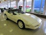 Chevrolet Corvette 1988 Data, Info and Specs