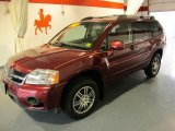 2006 Ultra Red Pearl Mitsubishi Endeavor Limited AWD #41022790