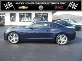2010 Imperial Blue Metallic Chevrolet Camaro SS/RS Coupe #41023183