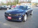 2010 Chevrolet Camaro Imperial Blue Metallic