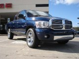 Patriot Blue Pearl Dodge Ram 1500 in 2008