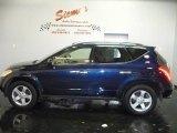 2003 Midnight Blue Pearl Nissan Murano SL AWD #4096875