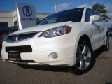 2008 White Diamond Pearl Acura RDX Technology #41022839