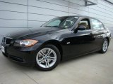 2008 Black Sapphire Metallic BMW 3 Series 328xi Sedan #41022847