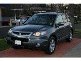 2008 Polished Metal Metallic Acura RDX  #41023107