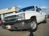 2003 Summit White Chevrolet Silverado 1500 Regular Cab #41022862