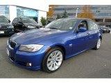 2011 Montego Blue Metallic BMW 3 Series 328i xDrive Sedan #41022864