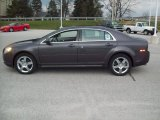 2011 Chevrolet Malibu Taupe Gray Metallic