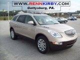2011 Gold Mist Metallic Buick Enclave CXL #41023124