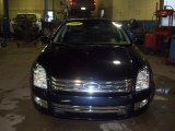 2008 Dark Blue Ink Metallic Ford Fusion SEL #41022879