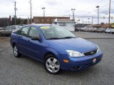 2005 Ford Focus French Blue Metallic