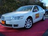 2008 White Suede Lincoln MKZ Sedan #41057333