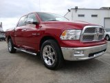 2010 Dodge Ram 1500 Laramie Crew Cab 4x4 Data, Info and Specs
