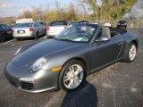2009 Porsche 911 Meteor Grey Metallic