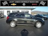 2011 Black Granite Metallic Chevrolet Equinox LT #41057397