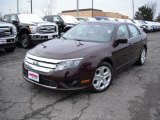 2011 Bordeaux Reserve Metallic Ford Fusion SE #41057286