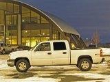 2005 Summit White Chevrolet Silverado 1500 Z71 Crew Cab 4x4 #41068476