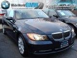2008 Monaco Blue Metallic BMW 3 Series 335xi Sedan #41068076