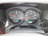 2011 Chevrolet Silverado 1500 Regular Cab 4x4 Gauges