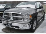 2011 Mineral Gray Metallic Dodge Ram 1500 SLT Crew Cab 4x4 #41068514